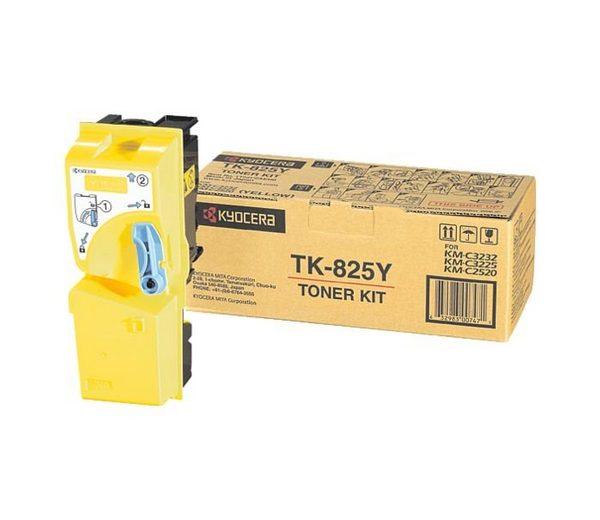 Kyocera Toner »TK-825Y«