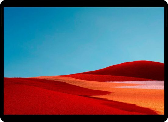 Microsoft Surface Pro X 8GB/128 GB Convertible Notebook (33,02 cm/13 Zoll, Qualcomm, 128 GB SSD, inkl. Office-Anwendersoftware Microsoft 365 Single im Wert von 69 Euro)