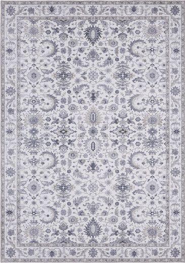 Teppich »Vivana«, NOURISTAN, rechteckig, Höhe 5 mm, Vintage Orient-Optik