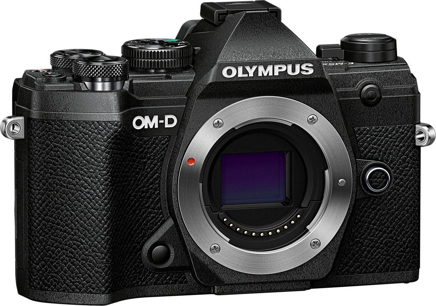 Systemkameras - Olympus »E M5III Body« Systemkamera (20,4 MP, Bluetooth, WLAN (Wi Fi)  - Onlineshop OTTO