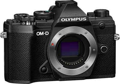 Olympus »OM-D E-M5 Mark III Body« Systemkamera (20,4 MP, Bluetooth, WLAN (Wi-Fi)