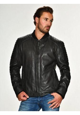 Куртка кожаная с Absteppungen »M...