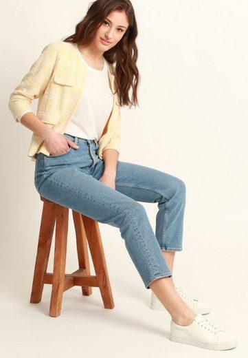 Mavi Straight-Jeans »MARA« gerde Form