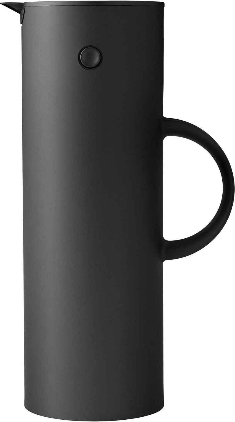 Stelton Isolierkanne »EM 77«, 1 l, Kunststoff, matt
