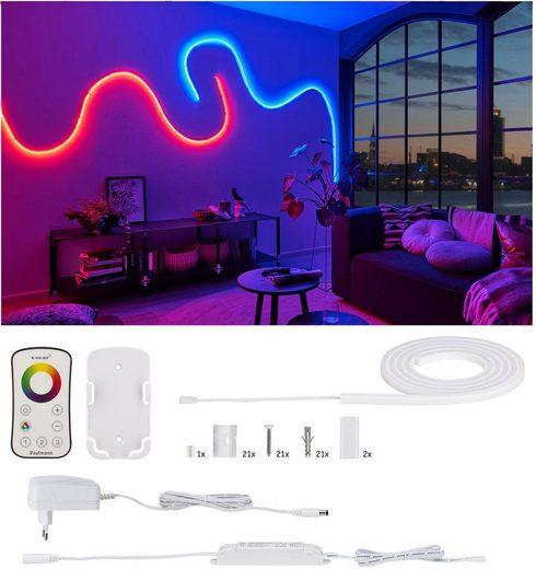 Paulmann LED-Streifen »MaxLED Flow Basisset 1,5m RGB 13,5W«