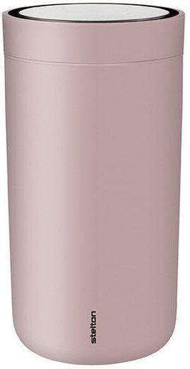Stelton to Go Click Becher, Metall, 0,2 Liter