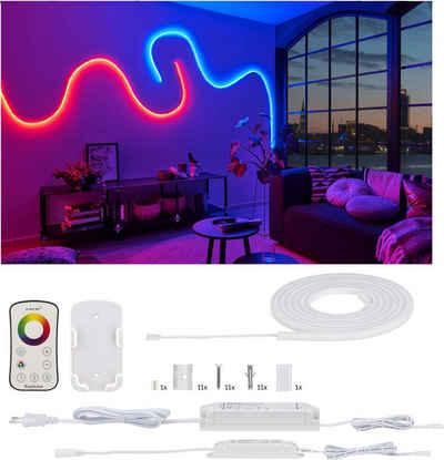 Paulmann LED-Streifen »MaxLED Flow RGB Basic Set 3m«