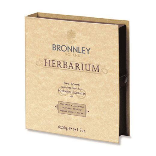 Bronnley Bronnley Herbarium Seifen-Geschenketui