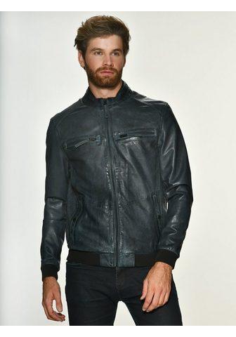 Куртка кожаная с Brusttaschen »P...