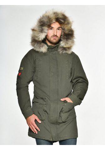 Пальто с искусственный мех »MP2-...