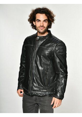 Куртка кожаная »Whyte«