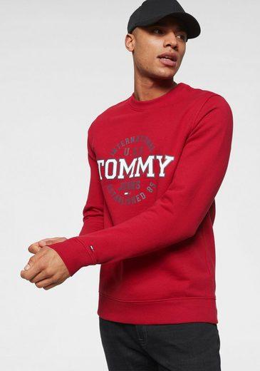 TOMMY JEANS Sweatshirt »TJM CIRCULAR CREW«