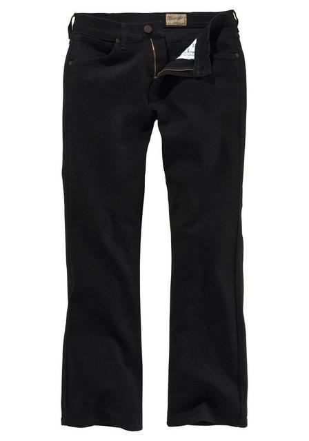 Wrangler Bootcut-Jeans »Jacksville« | Bekleidung > Jeans > Bootcut Jeans | Wrangler