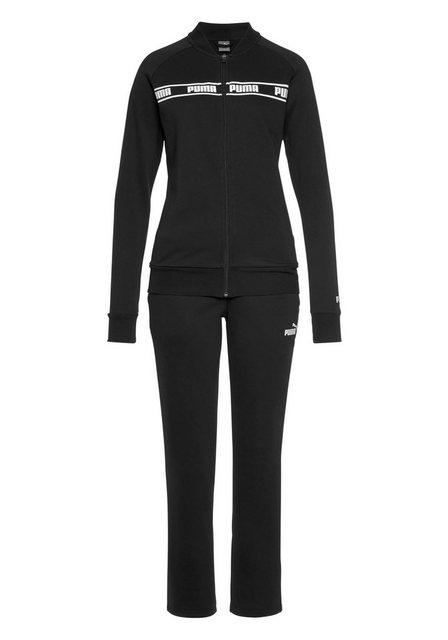 PUMA Jogginganzug »Amplified Sweat Suit« (Set, 2-tlg) | Sportbekleidung > Sportanzüge > Jogginganzüge | Puma