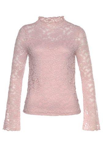 LAURA SCOTT Кружевная блуза