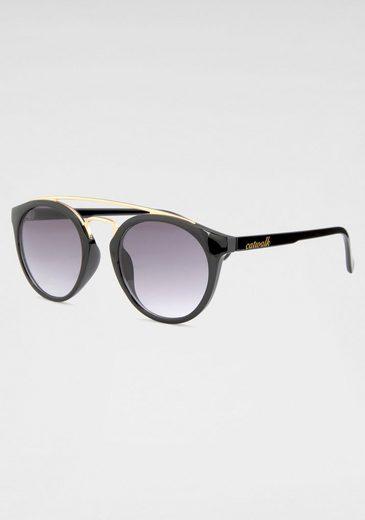catwalk Eyewear Retrosonnenbrille Retro Look, Circular