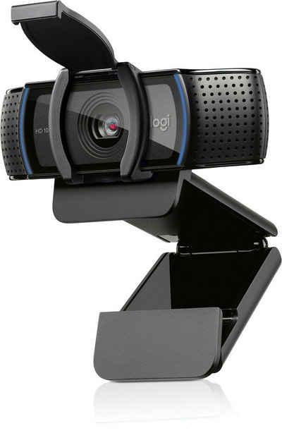 Logitech »C920s HD PRO« Webcam (Full HD)