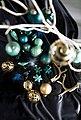 MAGIC by Inge Weihnachtsbaumkugel »Magic - Green Velvet« (36 Stück), Bild 3
