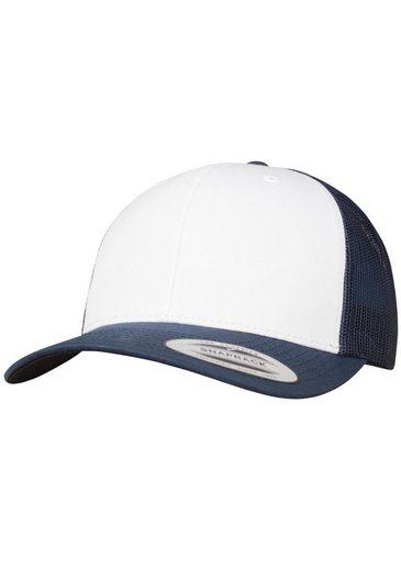 Flexfit Trucker Cap Basecap mit Netzeinsatz