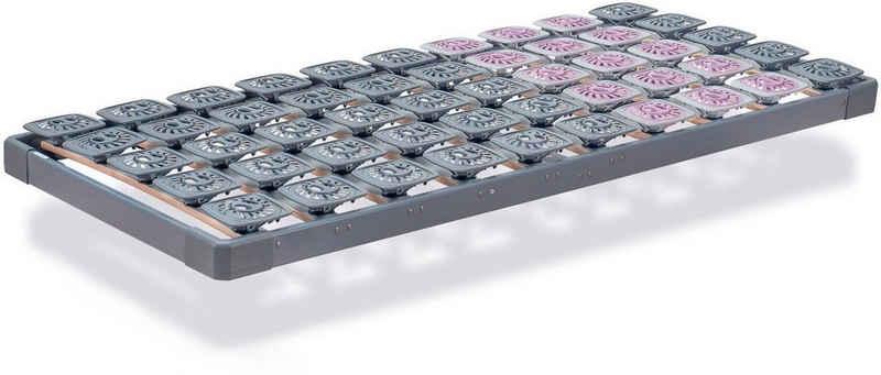 Lattenrost, »Tempur® Premium Flex 500«, Tempur, 10 Leisten, Kopfteil nicht verstellbar, Fußteil nicht verstellbar, individuell einstellbare Tellerelemente
