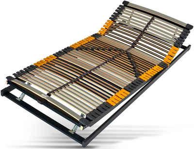 Lattenrost, »Stockholm Premium«, Hilding Sweden, 44 Leisten, Kopfteil manuell verstellbar, Fußteil manuell verstellbar, fertig montiert, mit 5* Bewertung