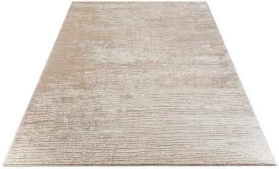 Teppich »Ariano«, Home affaire, rechteckig, Höhe 12 mm, Hoch-Tief-Struktur