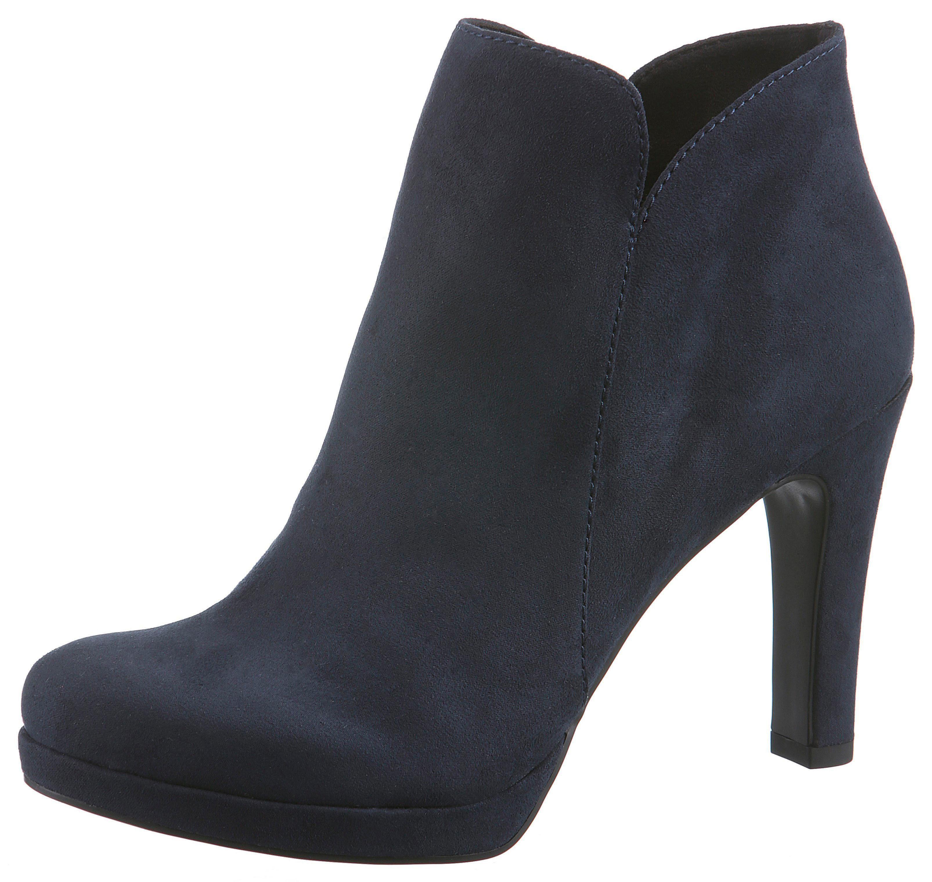 Tamaris High Heel Stiefelette im femininen Look | OTTO