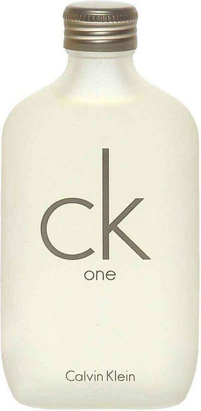 парфюмерия Calvin Klein