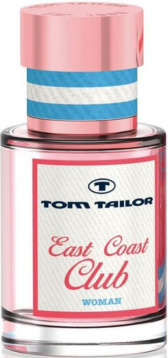 TOM TAILOR Eau de Toilette »East Coast Club Woman«