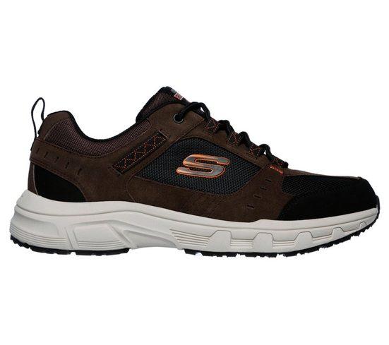 Skechers »Oak Canyon« Sneaker mit bequemer Memory Foam-Ausstattung