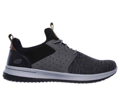 Skechers »Delson Camben« Sneaker mit praktischem Gummizug