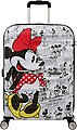 American Tourister® Hartschalen-Trolley »Wavebreaker Disney, 67 cm, Minnie White«, 4 Rollen, Bild 1