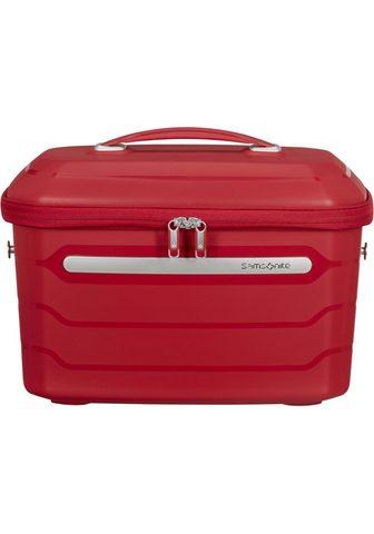 SAMSONITE Kosmetinis krepšys »Flux red«