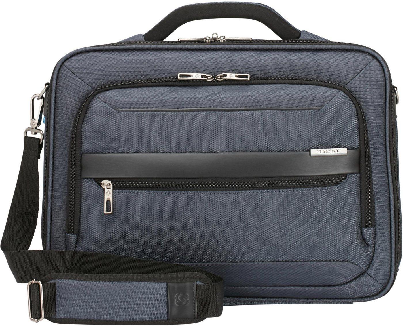 samsonite -  Laptoptasche »Vectura Evo Office Case 15.6, blue«