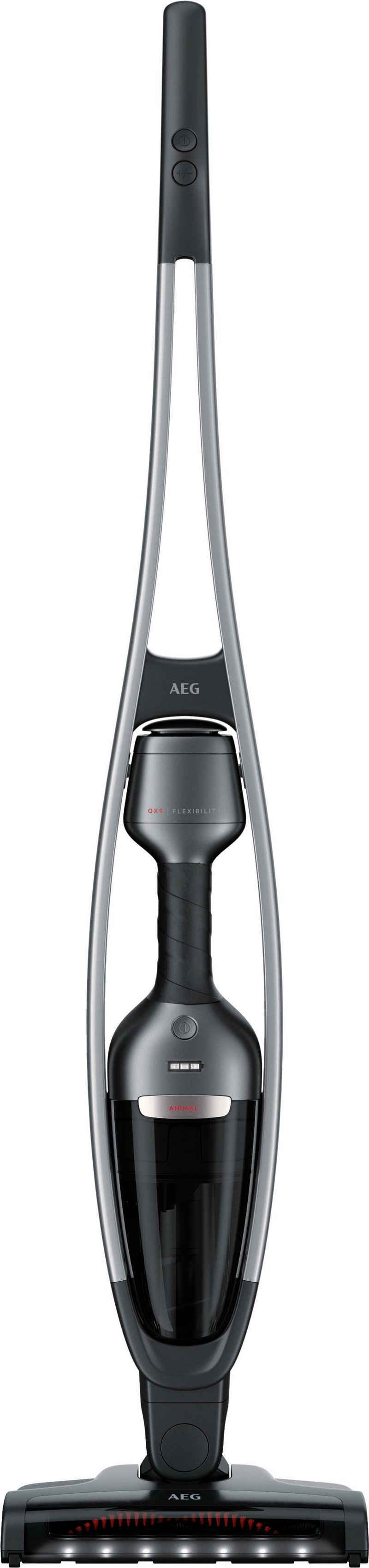 AEG Akku-Bodenstaubsauger QX9-1-ANIM, beutellos