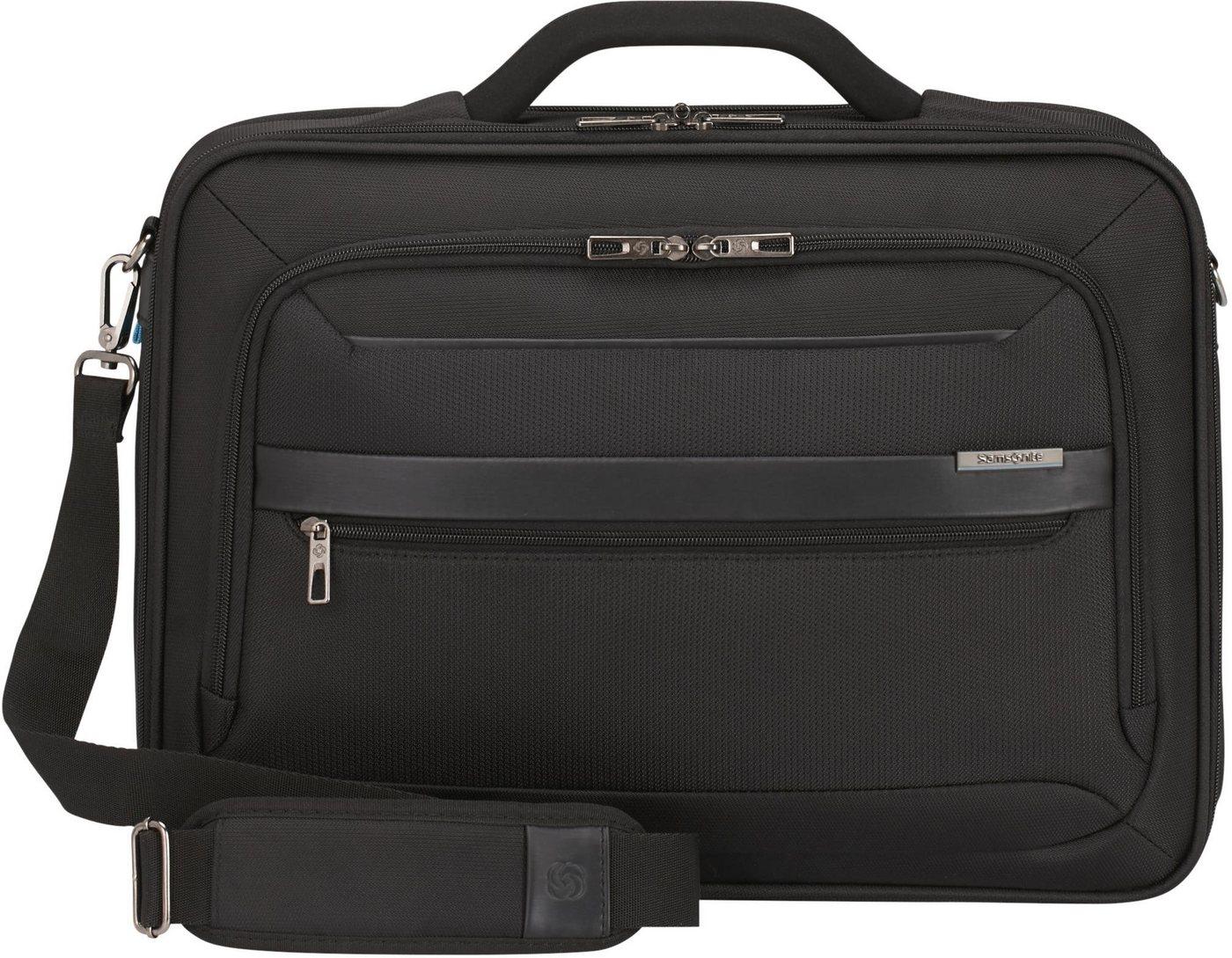 samsonite -  Laptoptasche »Vectura Evo Office Case 17,3, black«