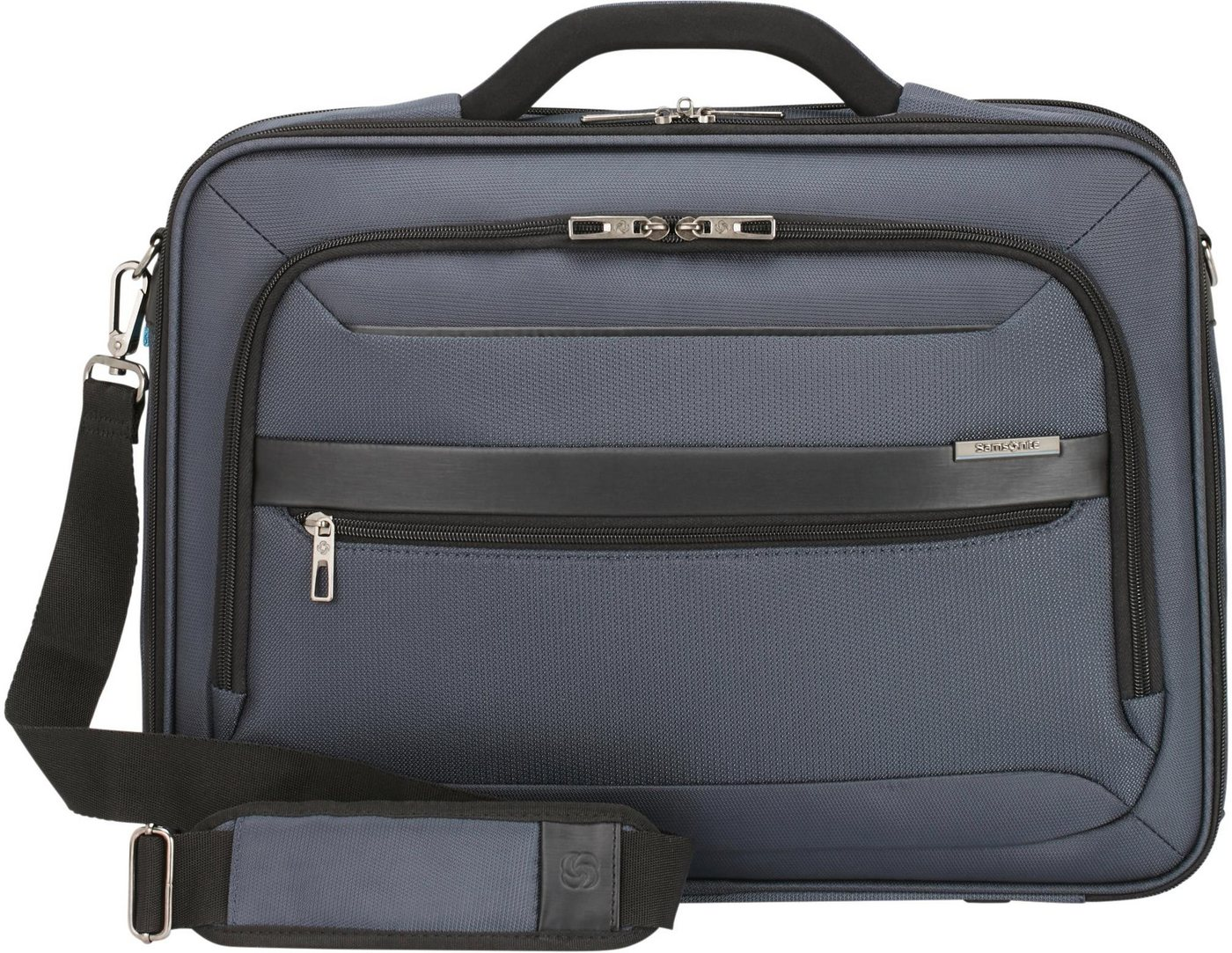samsonite -  Laptoptasche »Vectura Evo Office Case 17,3, blue«