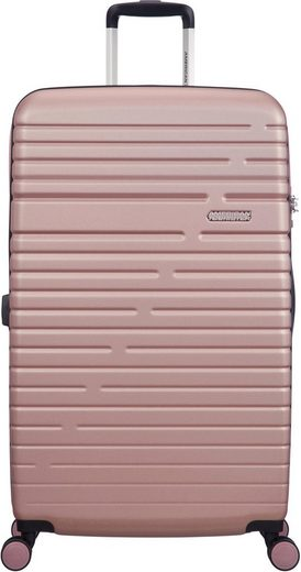 American Tourister® Hartschalen-Trolley »Aero Racer, 79 cm, rose pink«, 4 Rollen