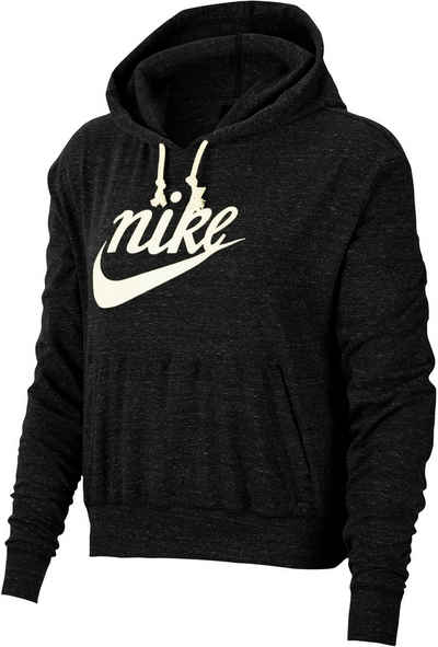 Nike Sportswear Kapuzensweatshirt »Nike Sportswear Gym Vintage Women's Hoodie« Melierte Optik