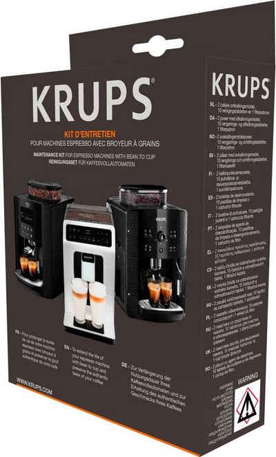 Krups »XS5300« Pflegeset (Set, 14-tlg)