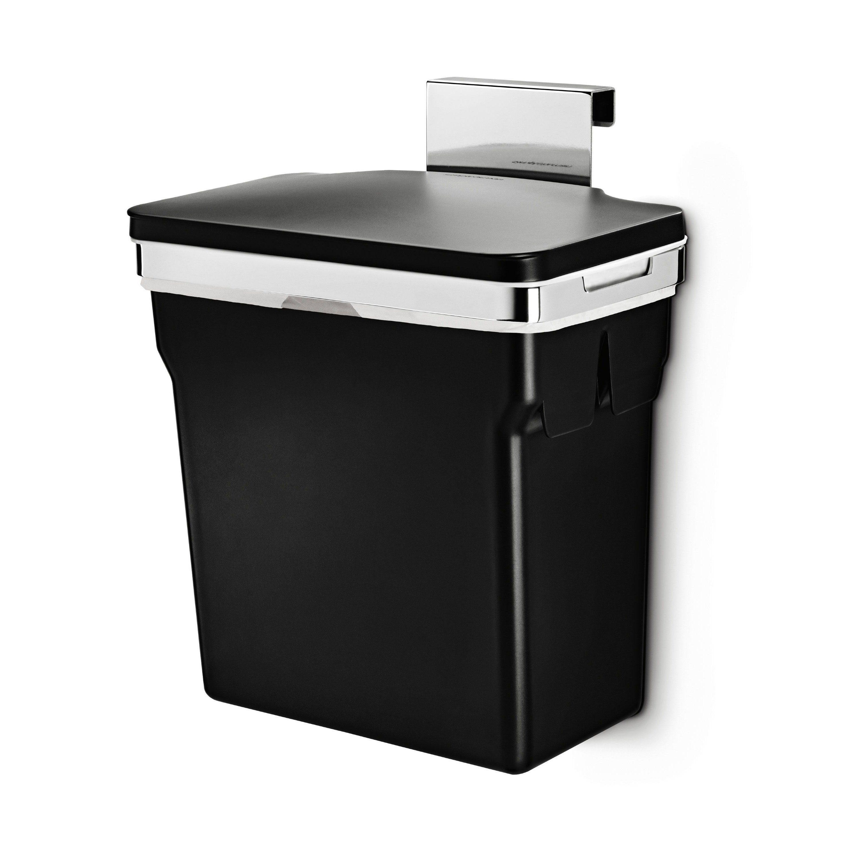 simplehuman Mülleimer »10L Schrank Abfalleimer strapazierfähiger« online kaufen | OTTO