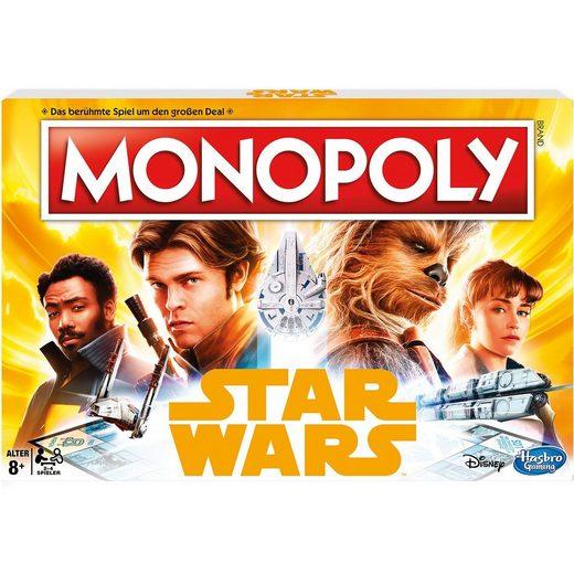 Hasbro Monopoly Han Solo