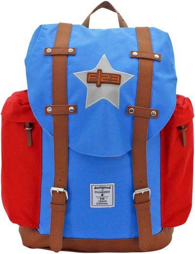 F23™ Laptoprucksack »Star«