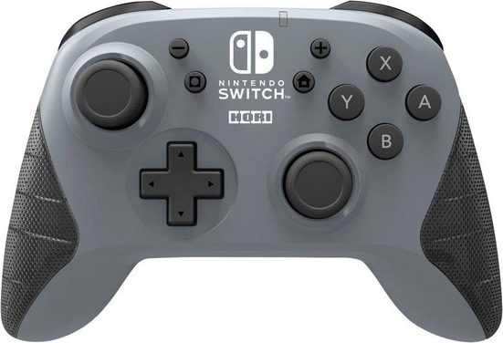 Hori »Wireless Switch Controller-grau« Controller