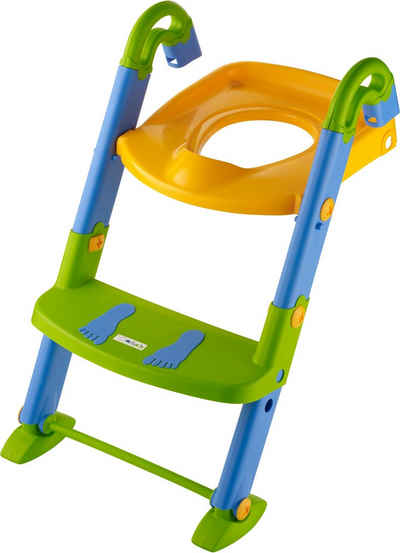 KidsKit Toilettentrainer, 3-in-1; Made in Europe