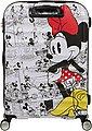 American Tourister® Hartschalen-Trolley »Wavebreaker Disney, 67 cm, Minnie White«, 4 Rollen, Bild 5