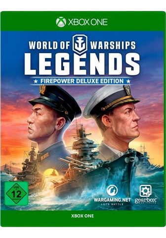 XB1 World of Warships Xbox One