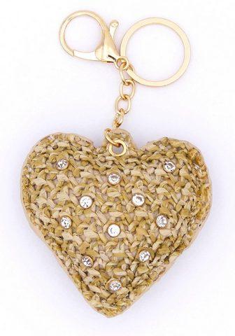 Брелок для ключей »Herz Romantik...