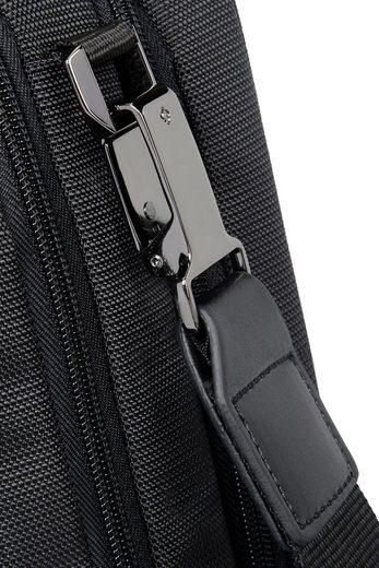Samsonite Businesstasche »XBR Bailhandle 3C 15.6  black mit Volumenerweiterung«