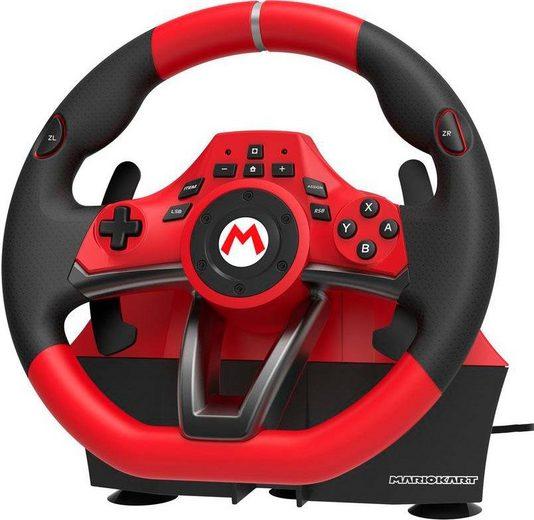 Hori »Mario Kart Racing Wheel Pro DELUXE« Gaming-Lenkrad